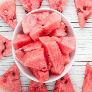 IQF Watermelon Dice - Dưa hấu IQF - IQF西瓜骰子