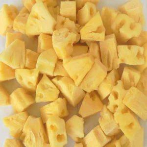 IQF Pineapple - Dứa IQF - IQF菠萝
