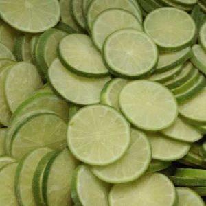 IQF Lime - Chanh chua IQF - IQF石灰