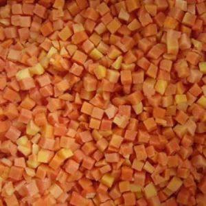 IQF Papaya - Đu đủ IQF - IQF木瓜