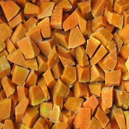 IQF Pumpkin - Bí ngô IQF - IQF南瓜
