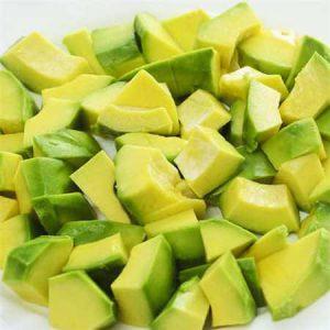 IQF Avocado - Bơ IQF - IQF鳄梨