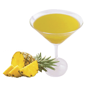 Pineapple Puree/NFC Juice - Nước ép Puree/NFC Dứa - 菠萝果泥/ NFC果汁
