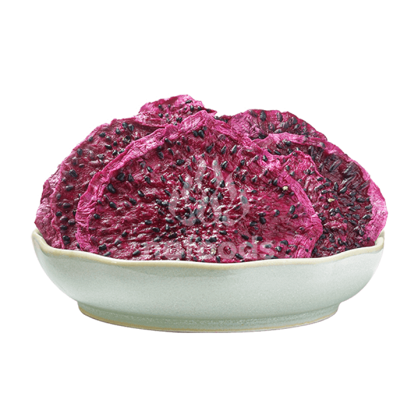 No Added Sugar Soft Dried Dragon Fruit