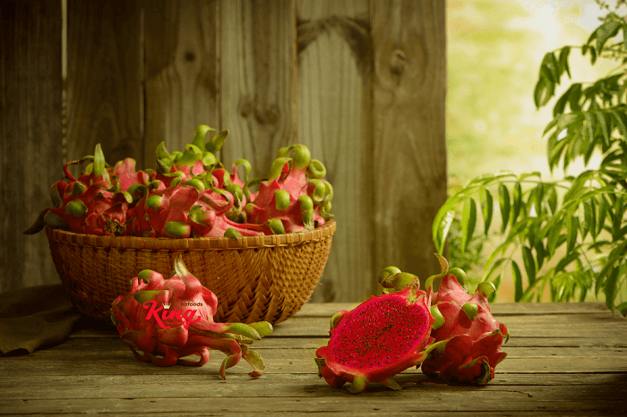 Nutritional Composition In Soft Dried Dragon Fruit