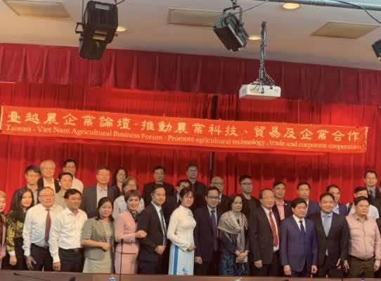 Nafoods thăm và làm việc tại Đài Loan cùng đoàn