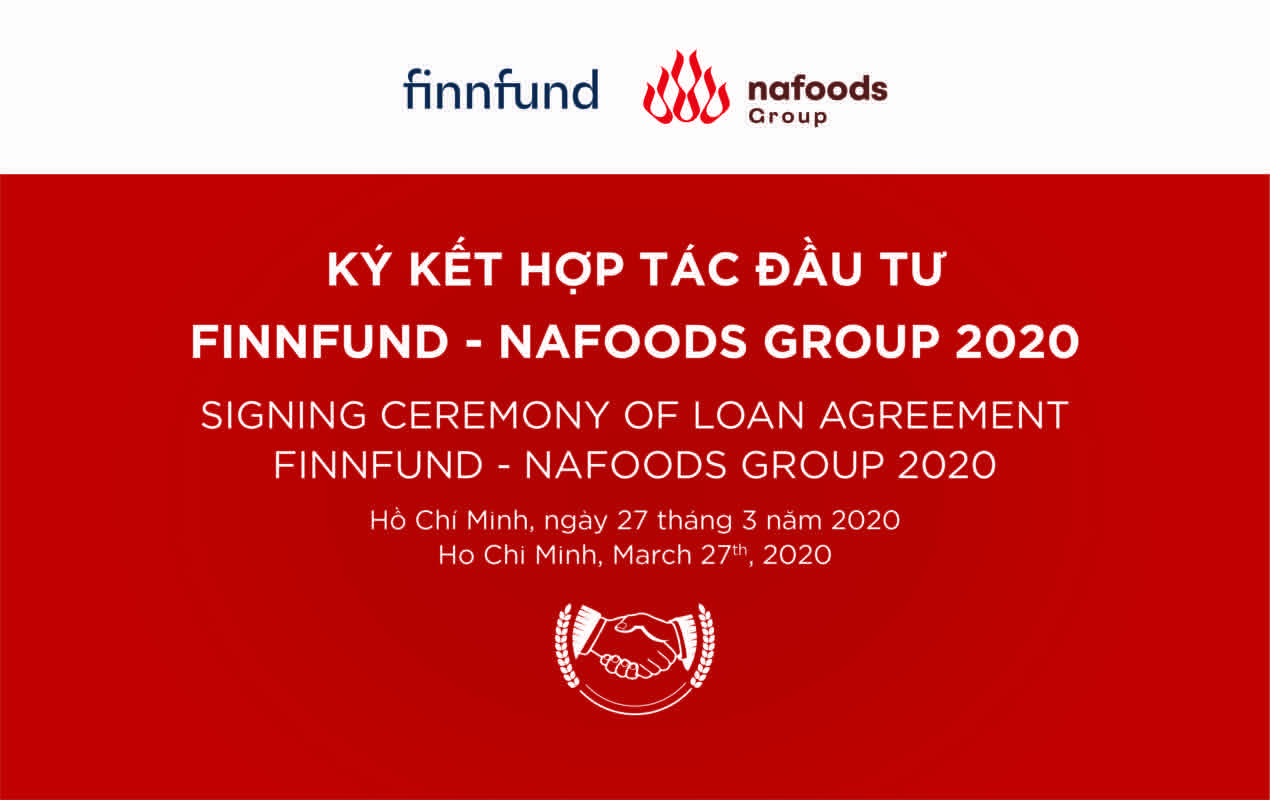 Nafoods Group Secures 5 million USD from Finnfund