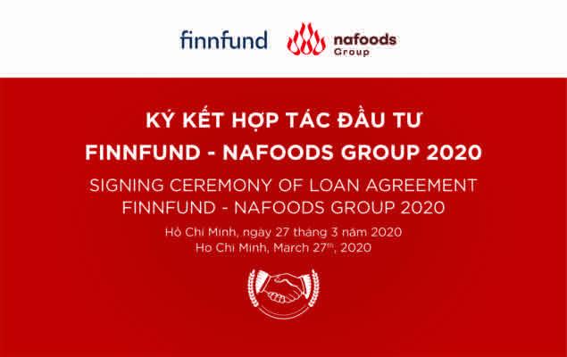 Nafoods Group nhận đầu tư 5 triệu USD từ Quỹ Finnfund