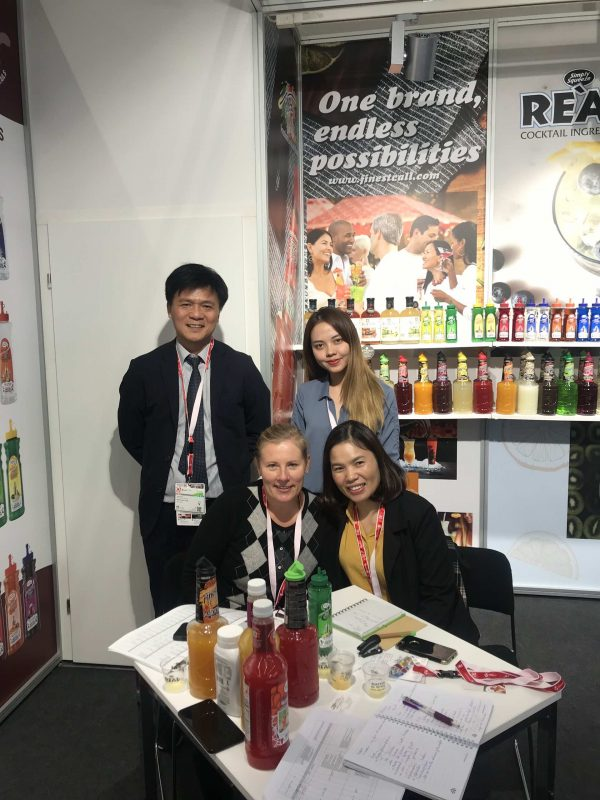 Nafoods participated in the International Food and Beverage Fair (Anuga)
