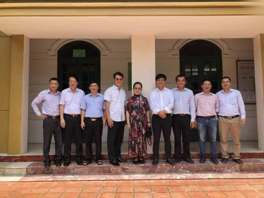 The cooperation agreement on passion fruit seed production was signed by Nafoods Group Joint Stock Company and Chung - Hsing National University