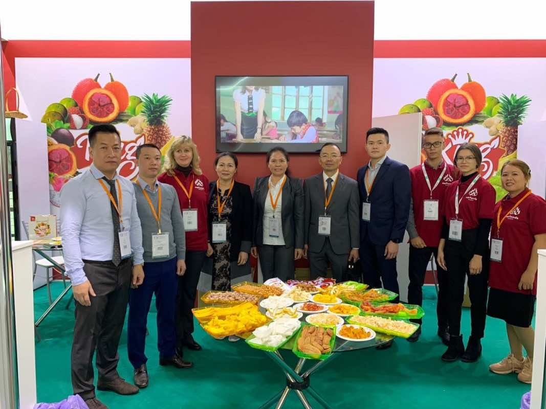 Nafoods Group at World Trade Moscow 2019