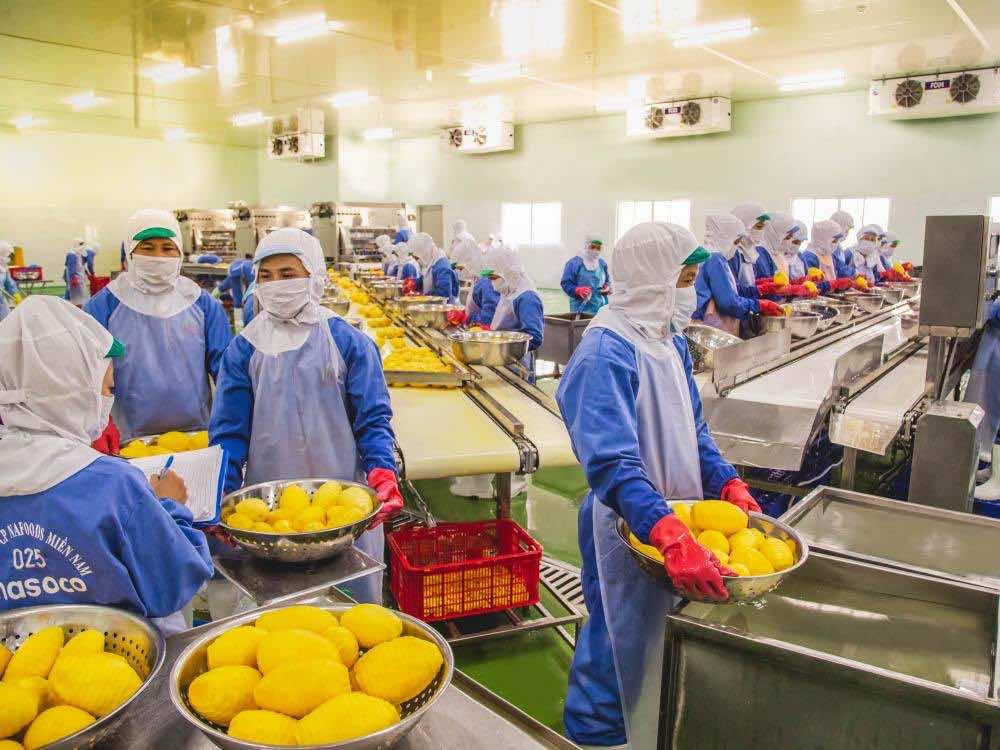 Tháng Công nhân 2021: Nafoods tiếp tục quan tâm và đồng hành cùng người lao động trong toàn hệ thống;