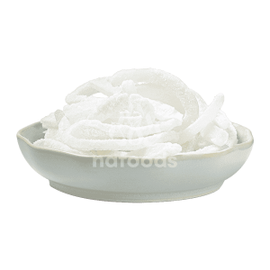 Fibrous soft dried Coconut
