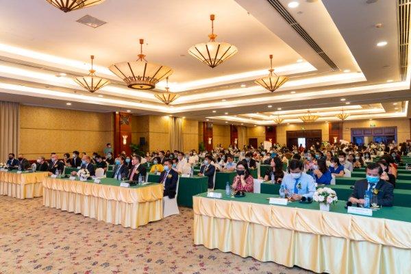 Nafoods tham dự Hội nghị quốc tế công nghiệp thực phẩm Việt Nam 2020