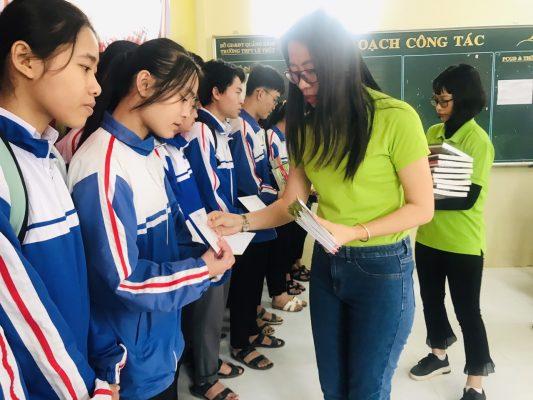 Nafoods tiếp nối chương trình từ thiện hướng về bà con vùng lũ miền Trung